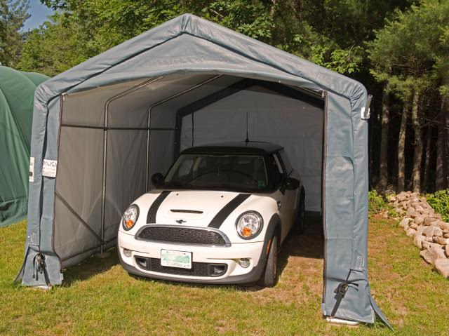Sizes And Pricing Paul S Instant Garages Amp Portable Shelters