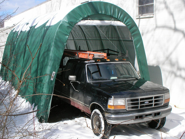 Sizes and Pricing | Paul's Instant Garages & Portable Shelters