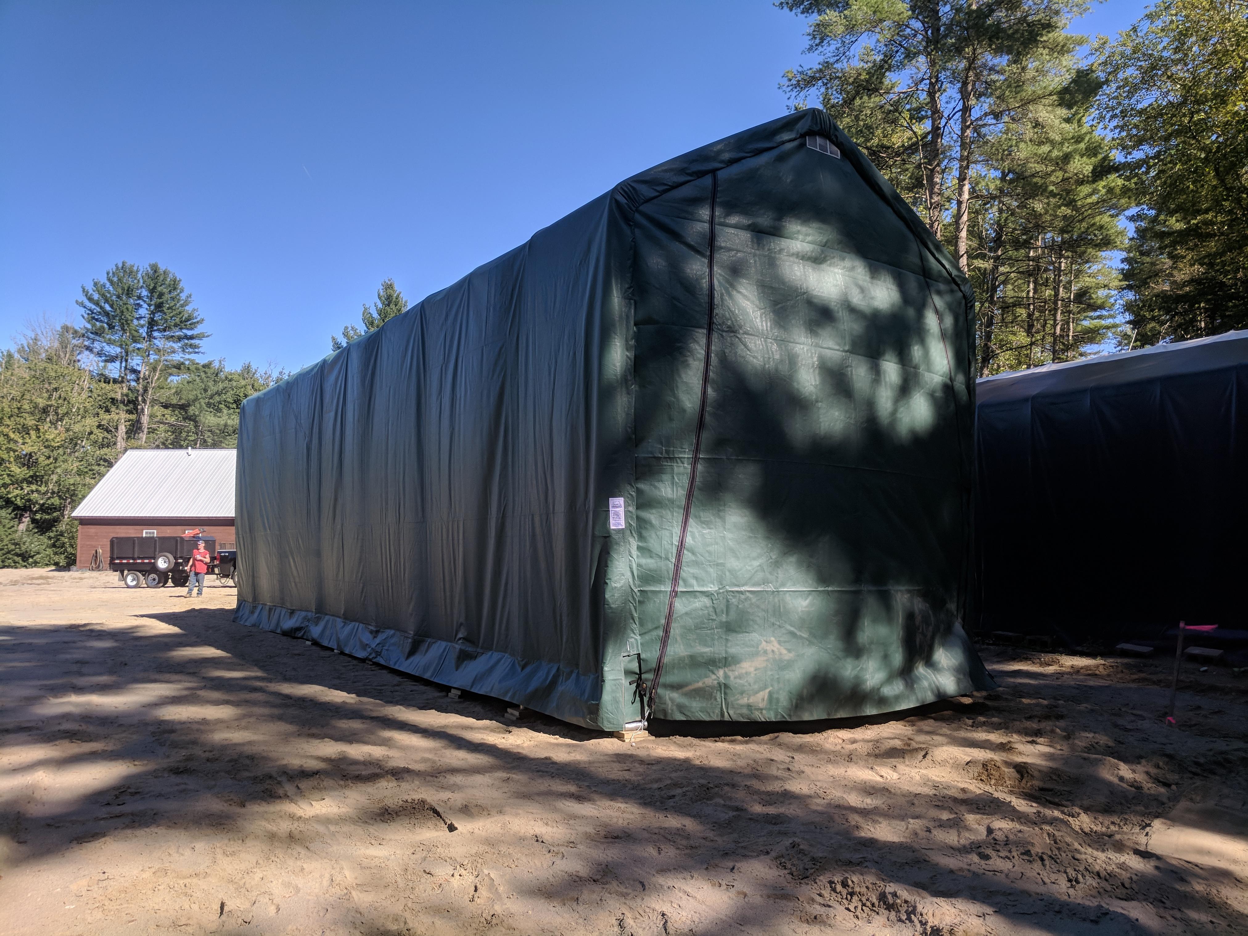 14x42x17 garage
